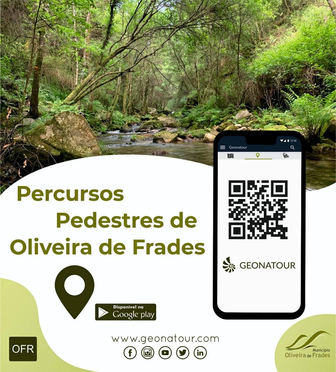 Oliveira de Frades é uma aldeia GEONATOUR!