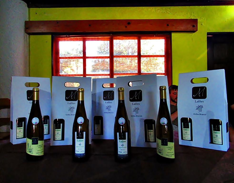 Sector vinícola não fica imune ao vírus.