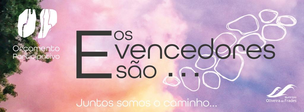 You are currently viewing OS VENCEDORES DO ORÇAMENTO PARTICIPATIVO DE OLIVEIRA DE FRADES SÃO: